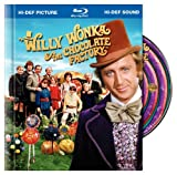 61dlqbdREvL. SL160  Willy Wonka & the Chocolate Factory (Blu ray Book) Reviews