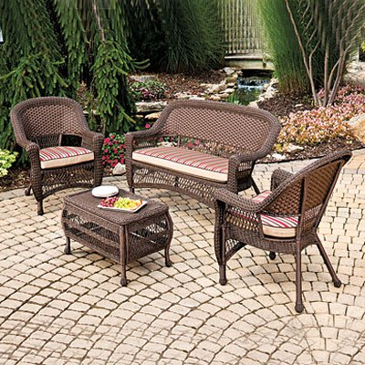 Rattan Garden Furniture Sale Affordable Aico Furniture Clearance
