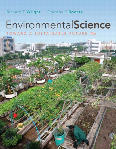 Environmental Science: Toward a Sustainable Future Plus...