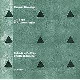 J.S. Bach / B.A. Zimmermann