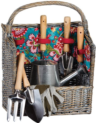 8-piece-garden-tool-willow-basket-by-picnic-plus
