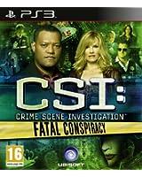 CSI: Fatal Conspiracy (PS3)