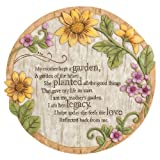 Evergreen Enterprises EG844410 Mother's Garden Garden Stone