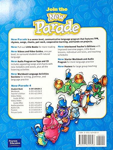 New Parade: Level 4 (New Parade: Level 4 (Paperback))