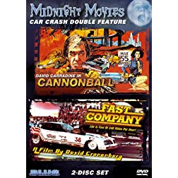 Midnight Movies Vol 6: Car Crash Double Feature (Cannonball/Fast Company)