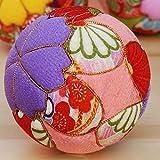 ロマン古典手まり手作りキット(紫)