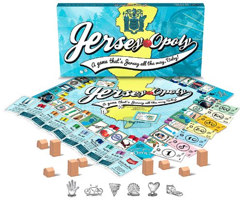 Jersey-Opoly - 1