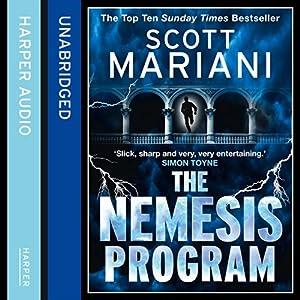 The Nemesis Program Audiobook