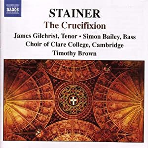Stainer - The Crucifixion from Naxos
