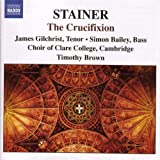 Simon Bailey Stainer - The Crucifixion