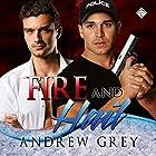 Fire and Hail: Carlisle Cops, Book 5 Hörbuch von Andrew Grey Gesprochen von: Randy Fuller