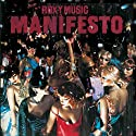 Roxy Music - Manifesto (Remasterizado) [Audio CD]<br>$371.00