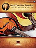 img - for Bach Two-Part Inventions for Mandolin & Guitar: Audio Access Included! book / textbook / text book