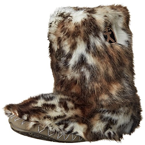 Bedroom AthleticsCole - Pantofole uomo , Multicolore (Multicolor (Mountain Leopard)), L