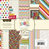"""Sn@p! Life Collection Paper Pad 6""""X6"""" 36 Sheets-"""