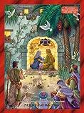 Peaceful Nativity Chocolate Advent Calendar