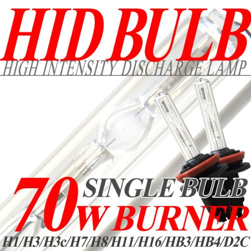 IMPRESSION HID HB3 70W バーナー 30000K FIT フィット H26.10~ GK3・4・5・6/GP5 Hiビーム