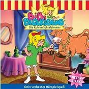 Die Kuh im Schlafzimmer (Bibi Blocksberg 6)   Elfie Donnelly