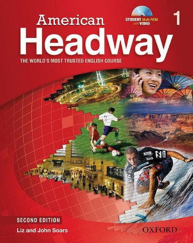 American Headway 1 Student Book & CD Pack
