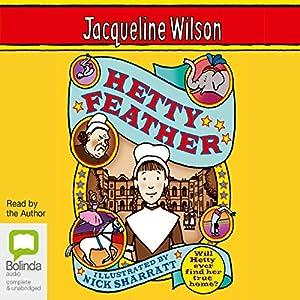 Hetty Feather Audiobook
