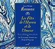 Rameau: Les Fêtes de l Hymen et de l Amour from Glossa