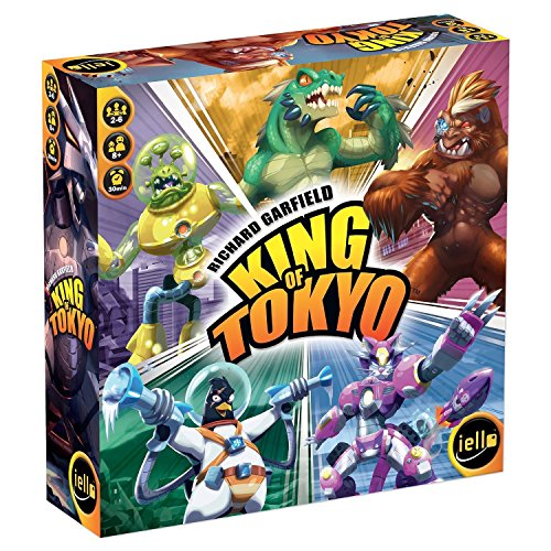 King of Tokyo: New Edition Board Game (New York Board Game compare prices)