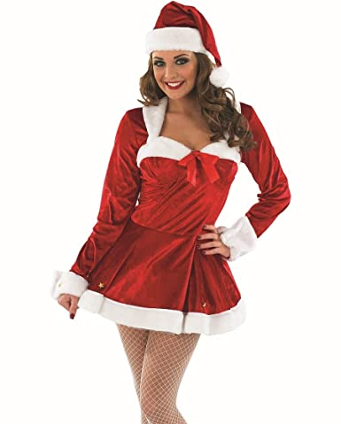 Christmas fancy dress plus size