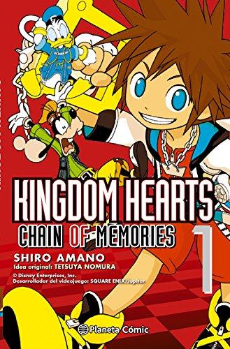 KINGDOM HEARTS CHAIN OF MEMORIES  01