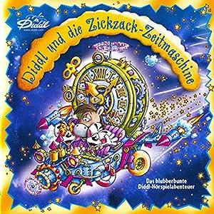 Diddl: Diddl und die Zickzack-Zeitmaschine Hörspiel
