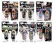 Tech Deck 96mm New & Thrashed 2-Pack…