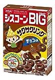 日清シスコ シスコーンBIGサクサクリングチョコ味 170g×6箱