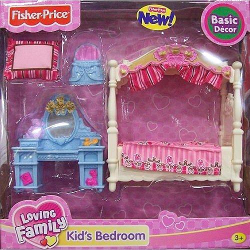 fisher price loving family kids bedroom boys