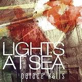 Palace Walls by Lights at Sea