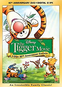 The Tigger Movie 10th Anniversary Edition (Two-Disc Edition + Digital Copy)