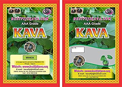 AAA Grade Kava Powder-waka 2 X 1 LB