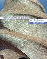 Modern Mathematical Statistics with Applications Front Cover