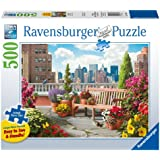 Rooftop Garden 500 Piece Large Format Puzzle