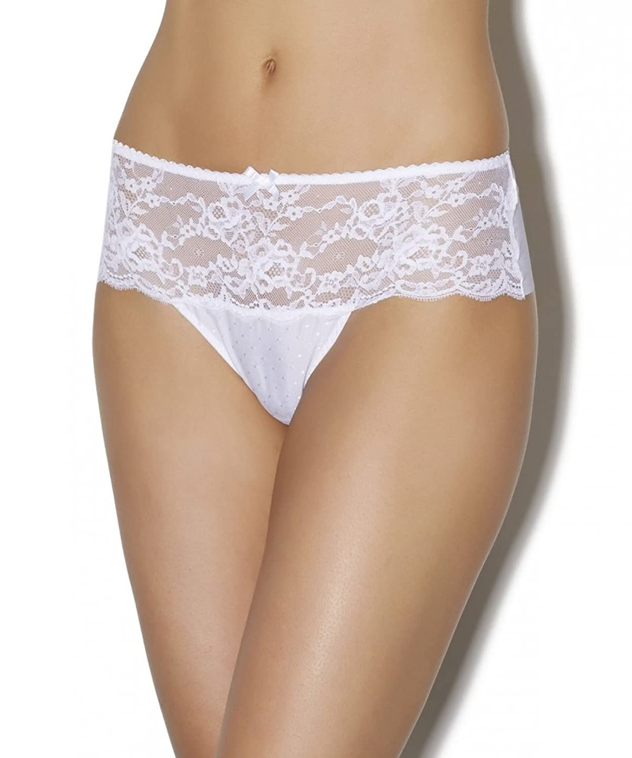 Aubade Hot String Tanga AIR DE SALSA Farbe in weiss AC71