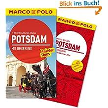 MARCO POLO Reiseführer Potsdam mit Umgebung: Mit Umgebung / Mit Extra Faltkarte & Cityatlas