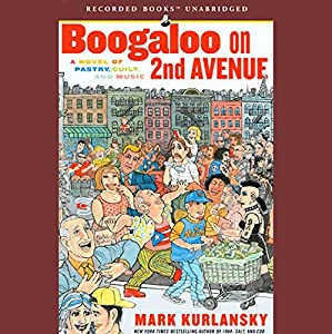 Boogaloo on 2nd Avenue Audiobook
