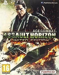 Ace combat : assault horizon - édition limitée