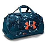 Under Armour UA Undeniable 3.0 Medium Duffle OSFA Petrol Blue (Color: Petrol Blue/ Petrol Blue, Tamaño: OSFA)