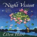 Night Vision: A Jane Lawless Mystery, Book 14 Audiobook by Ellen Hart Narrated by Aimee Jolson