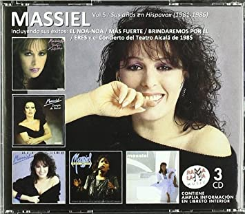Vol.5 Sus A�os En Hispavox 1981-86 [CD]