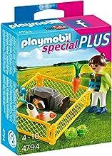 Comprar Playmobil - Niña con cobayas (4794)