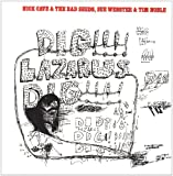Dig, Lazarus, Dig!!! (4'' Square Book, 46 Pages, With 3'' CD Inside With The Track Dig, Lazarus, Dig!!!) Nick Cave & The Bad Seeds Sue Webster & Tim Nobel