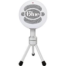 Blue Microphones Snowball iCE Versatile USB Microphone - White
