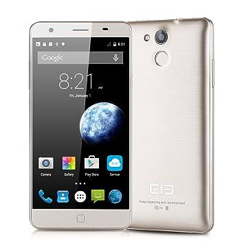 Elephone® P7000 4G LTE Smartphone 5.5 Pouces Écran FHD 1920*1080 Gorilla glass 3 Android 5.0 Octa-Core 1.7GHz 64bit 3GB+16GB Caméra 13.0MP & 5.0MP-Or
