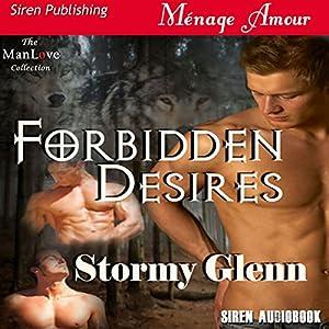 Forbidden Desires: Tri-Omega Mates 2 Audiobook