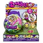 Zoobles 6018248 - Petal Point Dome